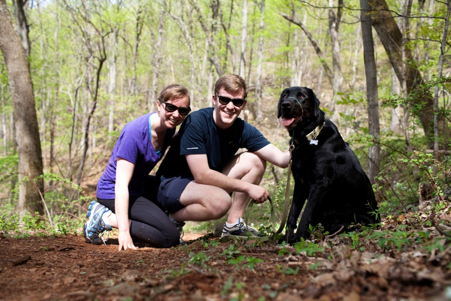 Family Hike in Charlottesville!